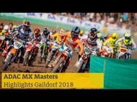 ADAC MX Masters Highlights Gaildorf 2018